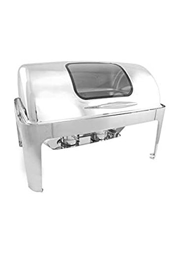 YUDING Chafing Dish Roll Top W Show 1/1