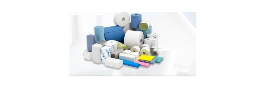 Central toilet paper